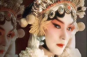 张国荣试妆白蛇造型,28年前照片引发回忆杀,网友:看得泪目