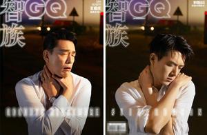 大舅王耀庆恶搞GQ,模仿12位明星造型,李现回应:我无法呼吸