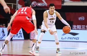 CBA积分榜重新洗牌,19支球队划分4档,辽宁1广东5北京7