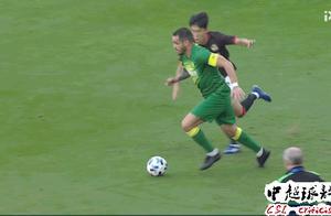 这次国安真把韩国球员踢急了:对手最后时刻1举动输球又输人
