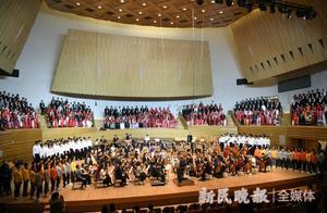 95岁高龄曹鹏再登舞台 为2020年上海学生新年音乐会担纲指挥
