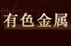 第二届新浪金麒麟有色金属最佳分析师:第一名长江证券