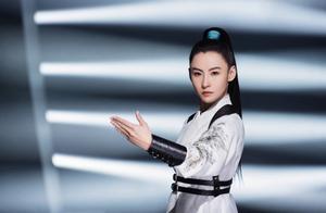 张柏芝最新古装造型惊艳,唱跳都不行的她,为何每次都能晋级?