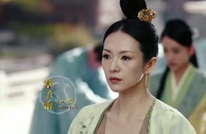 《上阳赋》男配都爱女主,章子怡曾暗讽范冰冰演玛丽苏,打脸不?