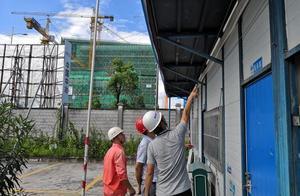 东莞一楼盘项目发生高处坠落事故,造成1人死亡