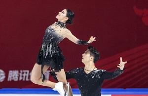 王诗玥柳鑫宇获中国杯冰舞冠军,却因这个意外被加扣一分?