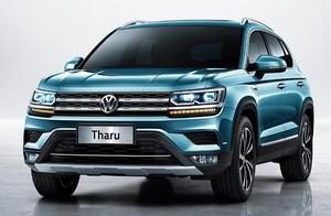 大众途岳不再是中国特供车,该车将在美国上市,名为Tarek
