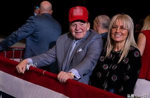 美国赌王谢尔登·阿德尔森去世,享年87岁,妻子公布去世细节
