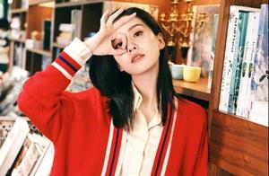 33岁刘诗诗气质轻熟,利落造型拍时尚大片,知性优雅无人能敌