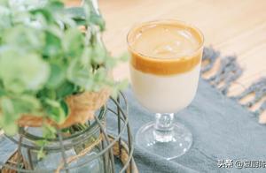 被吹爆的网红泡沫咖啡,只需要速溶咖啡和糖,就可以成功复刻