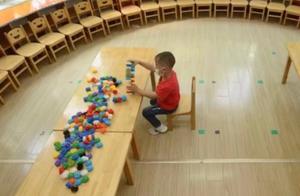 幼儿园开园,全班只来了一个孩子,孩子:我的内心是崩溃的