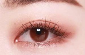 冬日暖色系眼妆分享