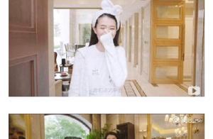 乔欣姐姐ins,典型的白富美了