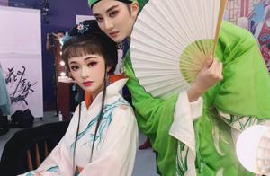乔欣林允版祝英台造型雷人,王一博武生京剧脸谱帅翻,肖战或更帅