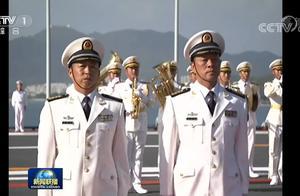 新闻联播宣!首艘国产航母舰长来奕军,政委庞建宏