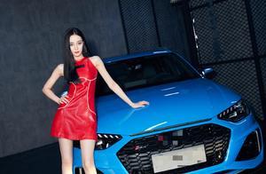 热巴新代言造型曝光,红色皮裙被嘲土low,网友:按杨幂P的?