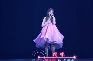 杨丞琳巡回演唱会上,李荣浩以视频形式惊喜现身!两人隔空合唱
