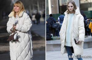 随处可见的长款羽绒服,只要根据这三点来选,就能时髦保暖又有型