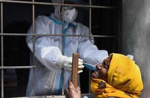 印度新增新冠肺炎确诊病例36470例 累计确诊超794万例