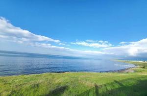 世界屋檐,天空之境青海湖