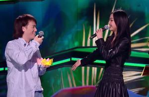中国好声音冠军拉票夜,李宇春《那女孩对我说》送给潘虹和自己