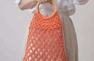 分享28款手工编织的包包,有教程,一起来编织属于你的最美