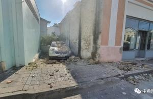正能量!希腊强震当地华人惊魂未定,侨团商会积极援助受灾同胞