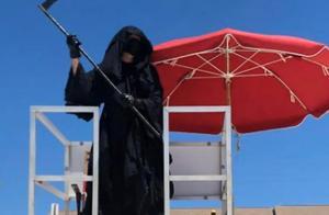 无视疫情,佛罗里达人疯狂涌入海滩,看律师戴纽如何抗议!