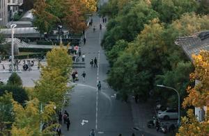 「最美校园」北京大学:你好!北大的秋