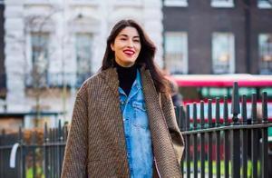 冬季时髦精必会的大衣叠穿法则!这6组超保暖,不臃肿又洋气