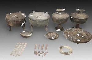 平遥古城墙外发现距今两千多年东周古墓葬