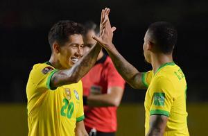 世预赛巴西一球小胜委内瑞拉 继续领跑南美赛区
