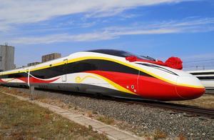 时速400公里!可在亚欧非不同铁轨自动变轨的高速动车组来了