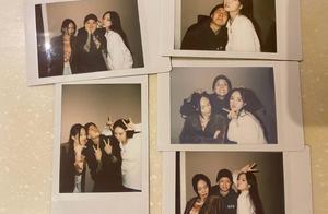 孟佳、王霏霏、Amber同框,是私下聚会,还是在《创4》相聚