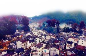 婺源有个宁静山村,拥有绝美红叶景色,是中国最具人气的赏枫地