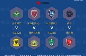 亚冠16强对阵全出炉:中日沙卡四国上演同国德比,确保1队晋级!