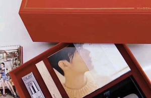 明星工作室新年礼盒曝光,肖战礼品众多诚意足,朱一龙则助力公益