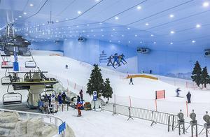 """杭州迎来""""网红打卡点""""!本周六,杭城首个室内滑雪场正式签约"""