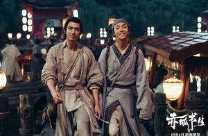 陈立农解锁演员之路 银幕首秀主演电影《赤狐书生》
