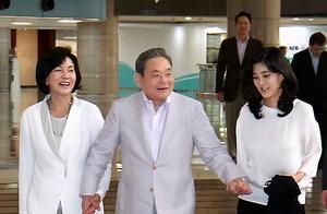 三星帝国引领者——李健熙:他一咳嗽,韩国都会感冒