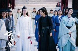 曝肖战 和王一博主演的《陈情令》将下架,其他作品也将受到影响