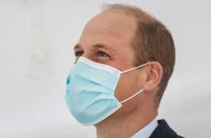 英媒称威廉王子今年4月新冠病毒检测呈阳性 并有意隐瞒了检测结果