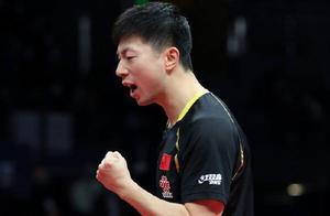 马龙4-1战胜樊振东 第六次夺得国际乒联总决赛男单冠军