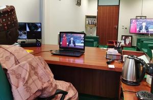 尼日利亚政要线上参加第三届中国进博会开幕式暨虹桥国际经济论坛