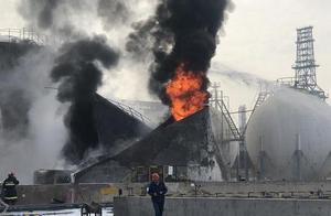 突发!甘肃兰州一化工厂发生闪爆 现场正在处置救援
