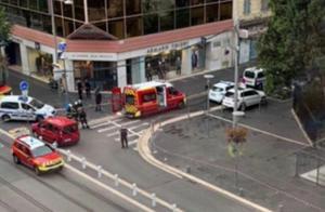 法国尼斯发生持刀袭击 至少3人死亡,国家反恐检察院介入调查