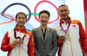 迟到的荣誉!刘虹、司天峰递补获得伦敦奥运会奖牌