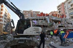爱琴海海域强震丨土耳其39人遇难 885人受伤 救援仍在继续