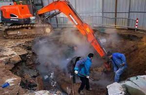 河南郑州一暖气管道爆裂致1死1伤 约37万平方米区域暂停供热