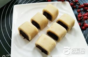 「金秋好味」老口味小吃-芸豆卷